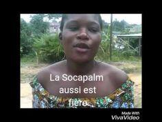 La Socapalm aussi est fière.