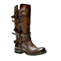 Arnold Churgin Shoes - BUCKLEME - (MBR) - Boots