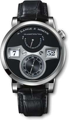 lange zeitwerk - Google Search If you're gonna spend 50 grand on a watch it should be unique