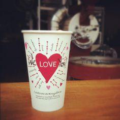 And I love you Starbucks