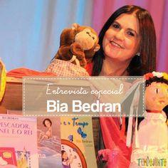 Entrevistar a Bia Bedran é aos mesmo tempo incrível pela admiração e enriquecedor pelas ideias sobre o desenvolvimento infantil