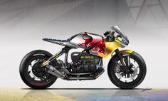caferacerpasion.com  BMW R100 R #CafeRacer Design by Er...