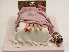 Savannah look at this! Bachelor cake??
