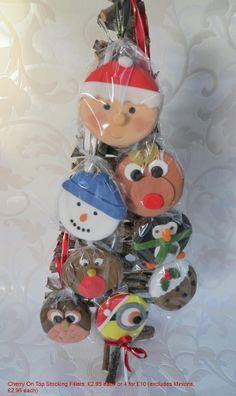 Christmas Stocking Stuffers Pinned by www.myowlbarn.com