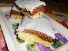 Irské řezy Desert Recipes, Sweet Recipes, Tiramisu, Sandwiches, Recipies, Cheesecake, Treats, Ethnic Recipes, Coffee