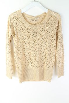 Lilly Pullover in Warm Mocha
