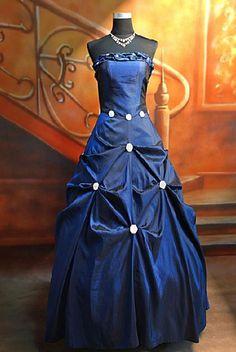 Potential royal blue bridesmaids dress