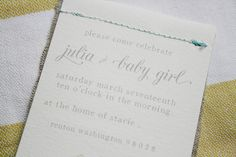 love these invitations! anyone know the fonts?
