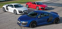 Which would you choose? #audi