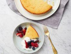 Almond Flour Cake Recipe - Almond Flour Lemon Cake | Goop Gluten Free Baking, Gluten Free Desserts, Just Desserts, Delicious Desserts, Dessert Recipes, Lemon Yogurt Cake, Almond Yogurt, Almond Meal, Greek Yogurt