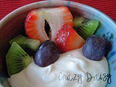 Jasey's Crazy Daisy: Fabulous Fluffy Fruit Dip
