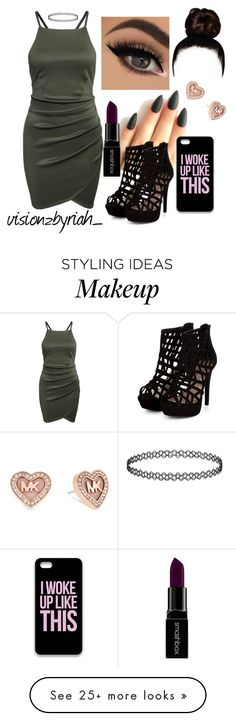 """""""Flawless ."""" by riahbreezy on Polyvore featuring moda, Smashbox, Michael Kors, women's clothing, women's fashion, women, female, woman, misses y juniors"""