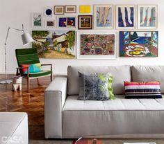 quadros na parede sala - Pesquisa Google