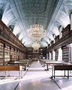 Biblioteca delle Belle Arti, Milan.