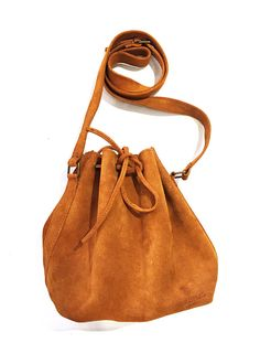 POUCH NATURAL SWEDE BAG Bucket Bag, Iphone Cases, Pouch, Boho, Sunglasses, Natural, Accessories, Shoes, Fashion