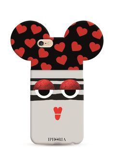 IPHORIA COLLECTION Monster Heart Hat für iPhone 6/6s 1
