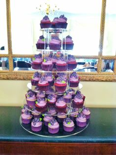 Google Image Result for http://www.sweetgrace.net/wp-content/uploads/2012/05/Bridal-Shower-Grapes-Cupcakes-Tower.jpg