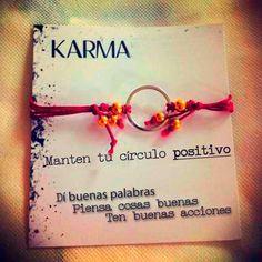 QUE SON LAS DEUDAS KARMATICAS?     El karma es una ley universal, que se encarga de crear equilibrio entre todas nuestras acciones de la...