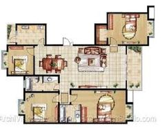 [ Design Your Own House Layout Architecture Extraordinary ] - Best Free Home Design Idea & Inspiration Home Design Floor Plans, House Floor Plans, Architects Near Me, Modern Design Pictures, Design Your Own Home, Interior Paint Colors, Architectural Features, Apartment Interior Design, House Layouts