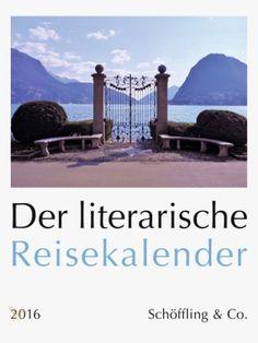 »Für die Reisen im Kopf und das Fernweh im Herzen.« Stuttgarter Zeitung  Der  literarische Reisekalender lädt dazu ein, Dichter und Dichterinnen auf  ihren Reisen zu begleiten und ihre Lieblingsorte mit ihnen zu erkunden.  Um alle Reisesehnsüchte zu erfüllen, entführt »Der literarische  Reisekalender« jede Woche in ein anderes Land, eine neue Stadt, an einen  See, ans Meer, ins Gebirge. Wochenkalender für die Wand.