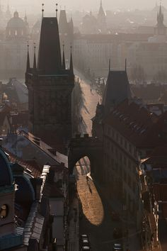 Prague (by ajwro)