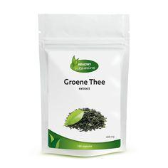 Groene Thee extract wordt vervaardigd uit de donkergroene bladeren van de camellia sinensis. Groene Thee helpt de vetverbranding te verhogen. Groene Thee extract bevat daarnaast veel polyfenolen, krachtige antioxidanten. Deze formule bevat vitamine C om het effect te versterken van de groene thee. Prijs €14,95