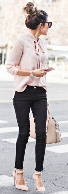 Awesome Summer Workwear Outfit Ideas 05
