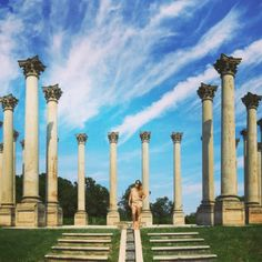 The Instagrammer's Guide to Washington, DC | Best Can't-Miss Photo Ops In The Nation's Capital | The National Arboretum & Bonsai Garden Museum