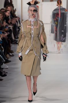Maison Margiela - Spring 2017 Couture Primavera Verano f52ac49f45c95