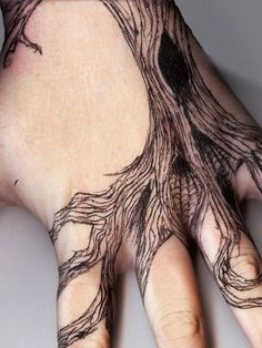 150+ Perfect Hand Tattoos for Men And Women nice
