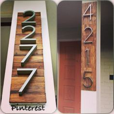 Finally did this!! Love how this turned out! Instead of using paint sticks from Home Depot we got the samples (free) of wood flooring :) worked just as great! #outdoorwood Paint Stir Sticks, Painted Sticks, Home Depot, Stick Letters, Painted Driftwood, Paper Clutter, Rainbow Painting, Organized Mom, I Love Makeup
