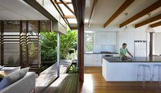 Pavilion chic by Tim Stewart Architects | Designhunter – Sustainable Architecture with Warmth & Texture
