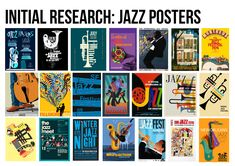Jazz Poster, Jazz Festival, New Orleans, Initials, Freedom, Baseball Cards, Liberty, Political Freedom