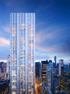 Mies' weißer Schatten - Foster baut Hochhaus in Manhattan