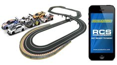 App-Connected Slot Cars Give You Mario Kart-Like Power-Ups and Damage