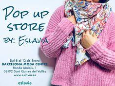 ¡Atención! Estamos muy contentas de anunciarte qué la semana que viene podrás venir a visitarnos a nuestra #PopUpStore. Ven a ver nuestros #pañuelos, #collares, #foulards... Estamos en la oficina 327 y nuestro HORARIO será de 13:00 a 18:00h #moda #fashionwoman #modamujer #complementos #fashion #market #tiendaefimera #marcas #unico #tiendas #store #barcelona #shoponline #showroom #compras  #shopping #popup