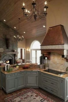 Majestic French Country Kitchen Designs – Best Home Decoration Country Kitchen Designs, French Country Kitchens, French Country Cottage, Country Style, Kitchen Country, Country Living, Country Kitchen Interiors, Top Country, Country Interior