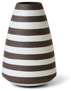 I love this super modern Jonathan Adler vase. Add a touch of stripes to any room with it