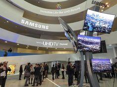 Samsung Ultra HD curved TV