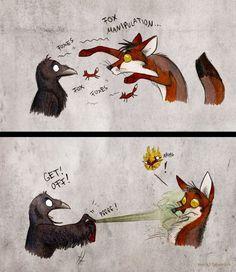 fox on deviantart - Buscar con Google