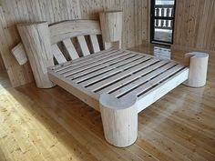 Кровать своими рукамиПравда, великолепно?...