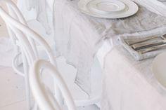 White Light with Vera Wang Wedgwood / Wedding Style Inspiration / LANE