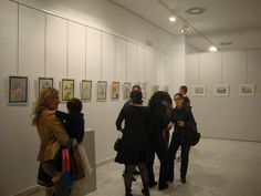 Inauguración de las exposición