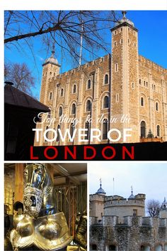 The Crown Jewels, Beefeaters and Armory are just of the things to do in the Tower of London with kids. Go on a virtual tour at this interesting fortress.