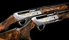 Benelli Armi Le Marche: Shotguns, Pistols, Rifles semi automatic