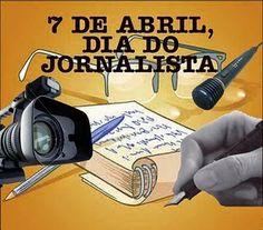 7 de Abril ♥ DIA DO JORNALISTA ♥ Singela Homenagem ao Meu Pai Jornalista ROBERTO BARROZO FILHO ♥  http://paulabarrozo.blogspot.com.br/2014/04/7-de-abril-dia-do-jornalista-singela.html