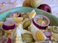 Insalata di patate (ricetta romena)