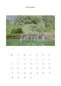 Bts Calendar, Calendar 2019 Printable, Print Calendar, 2019 Calendar, October Wallpaper, Bts Wallpaper, Iphone Wallpaper, Aesthetic People, Aesthetic Design