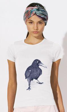 Grazia - Yara Dutra - The crow - Ninoti