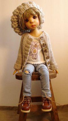 Kaye Wiggs 18 inch dolls clothes/MSD 18 inch dolls clothes/BJD dolls clothes